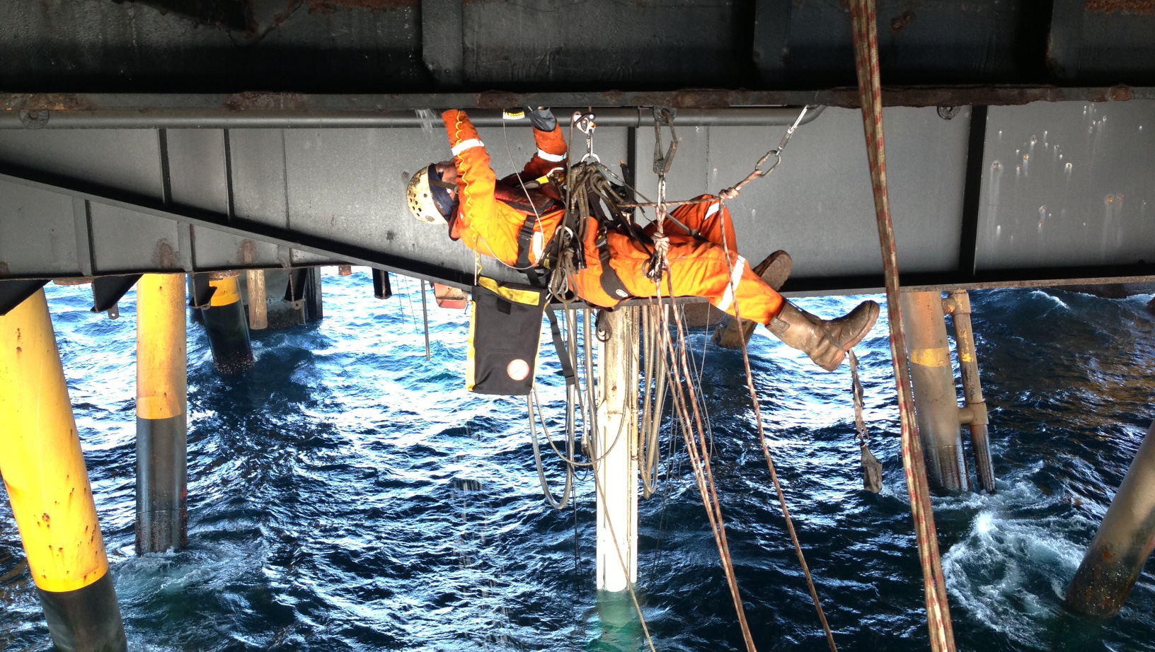 Offshore Topside Inspection Services