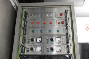 subsea and dicing equipment: electrical installation