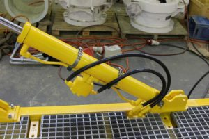 subsea and diving equipment certification and classing for launch and recovery